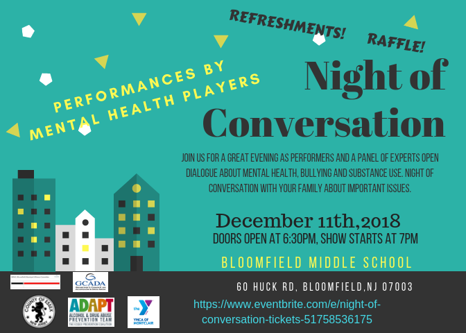 Night of conversation !